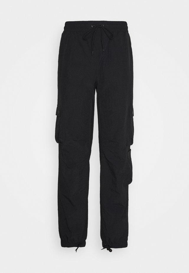 ADMIRAL UNISEX - Pantalon cargo - black