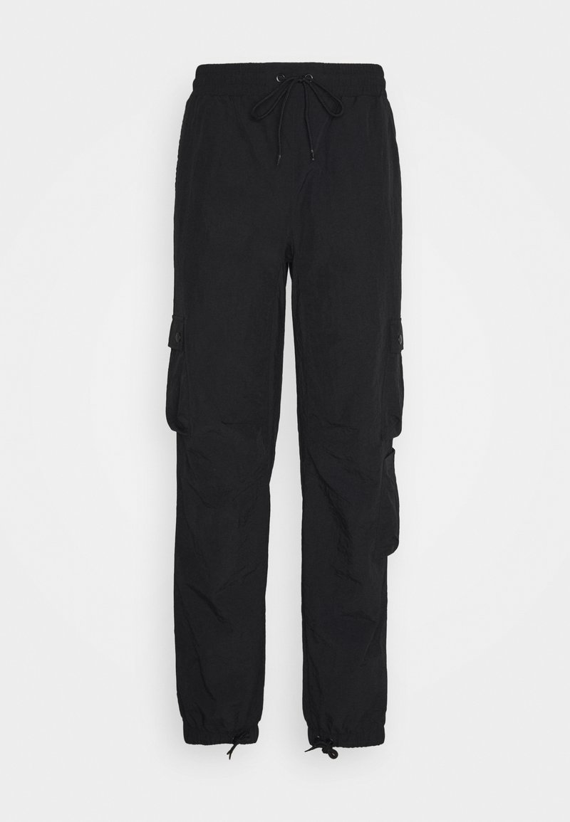 Russell Athletic Eagle R - ADMIRAL UNISEX - Cargo trousers - black
