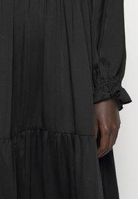 Bruuns Bazaar - EMILLEH RAVEN DRESS - Maxi dress - black - 4