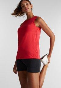 Esprit Sports - Top - red - 3
