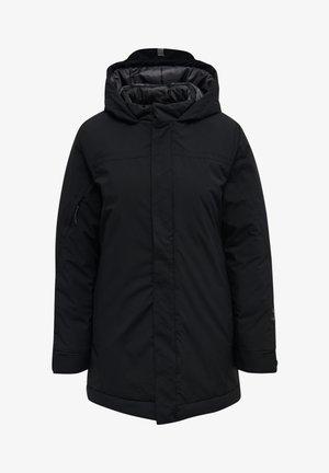 Winter coat - black/asphalt