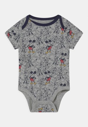 MICKEY MOUSE DISNEY UNISEX - Body - light heather grey