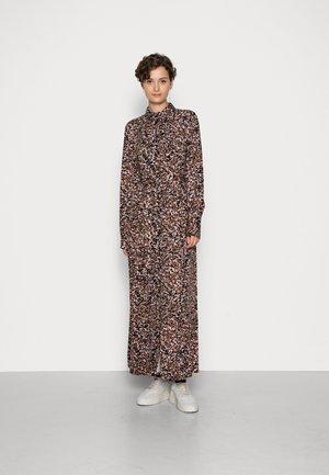 SLFRONJA ORIANA ANKLE DRESS - Maxi dress - black