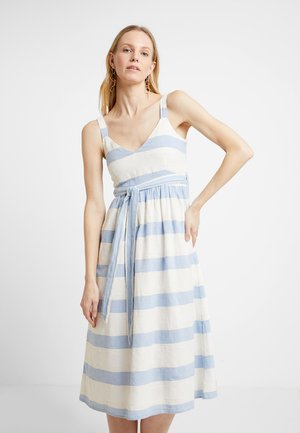 STRIP - Denní šaty - off white