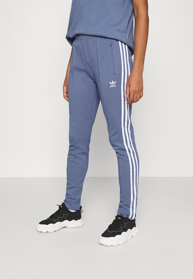 PANTS - Trainingsbroek - crew blue