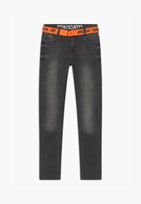 Staccato - Slim fit jeans - black denim - 0