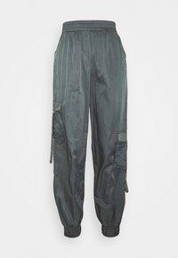 FLOSS PANT - Trousers - steel