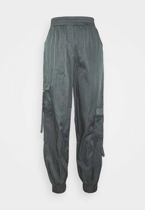 FLOSS PANT - Pantaloni - steel