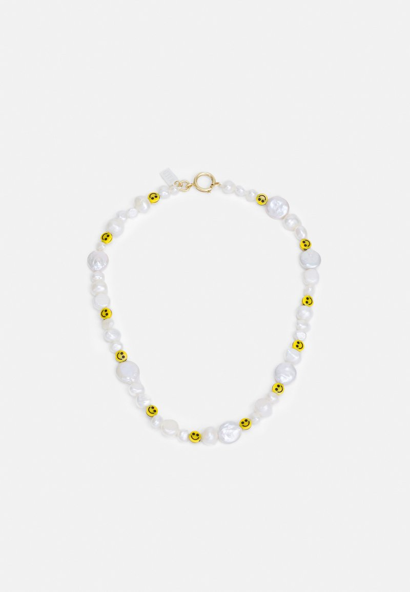 WALD - DUDE NECKLACE - Collar - white