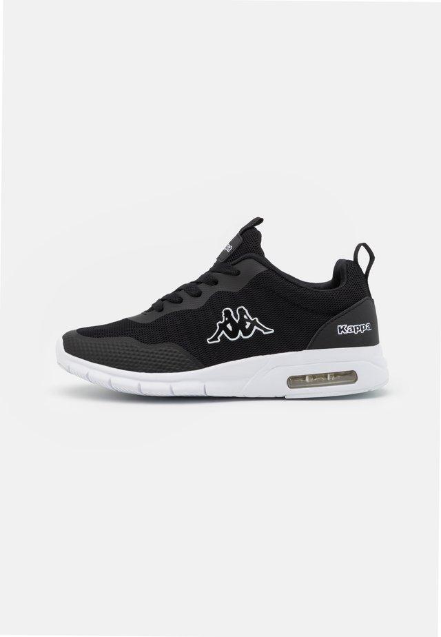 CANBERRA UNISEX - Sportschoenen - black/white
