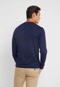 Lacoste - T-shirt à manches longues - navy blue - 2