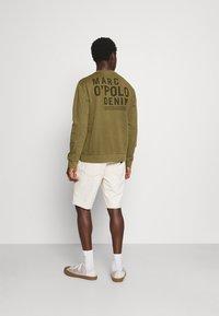 Marc O'Polo DENIM - Sweatshirt - fresh olive - 2