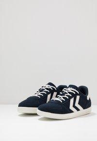 Hummel - VICTORY - Sneakers laag - blue nights - 3