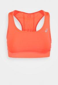 ASICS - BRA - Medium support sports bra - flash coral - 3