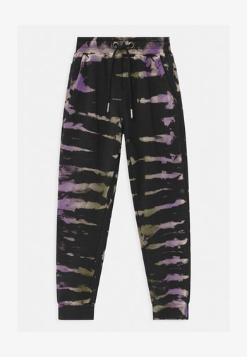 GIRLS  - Pantaloni sportivi - lila/black