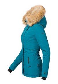 Navahoo - LAURA - Winter jacket - petrol - 1