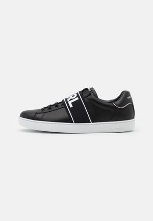 KOURT BAND LACE - Trainers - black