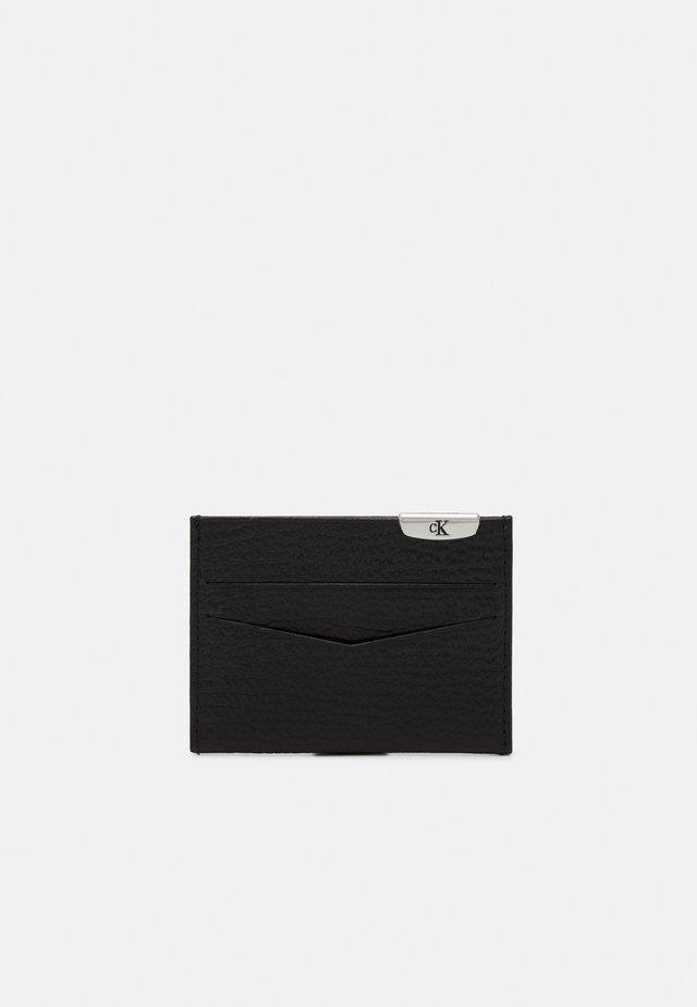 CARDCASE - Lompakko - black