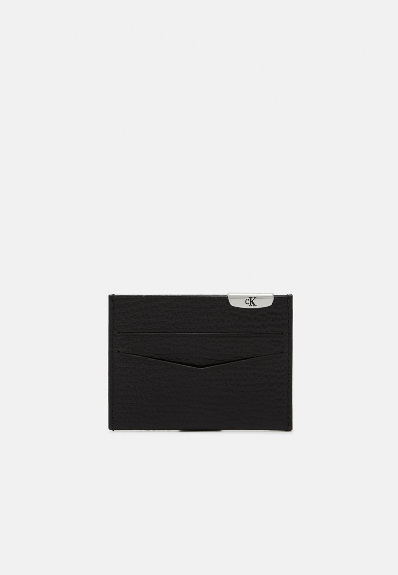 Calvin Klein Jeans - CARDCASE - Wallet - black