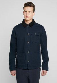 YOURTURN - Summer jacket - dark blue - 3