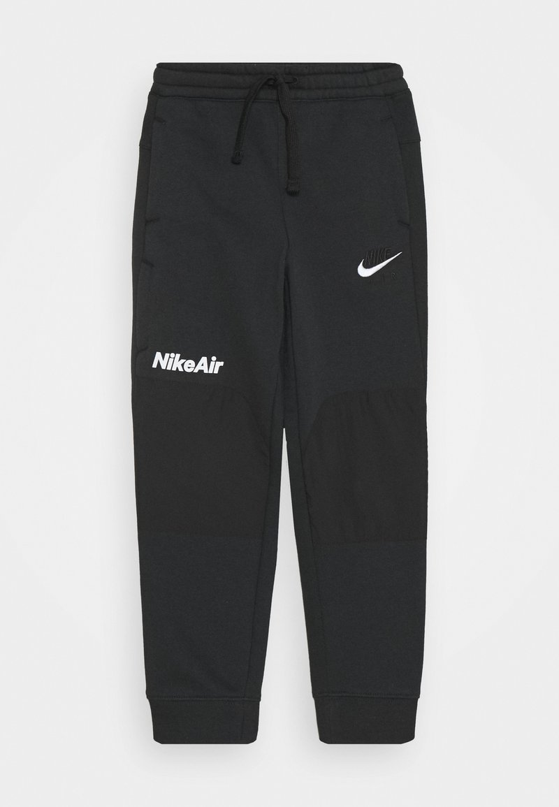 Nike Sportswear - AIR UNISEX - Tracksuit bottoms - black