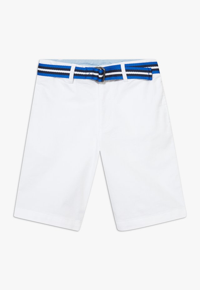 POLO BOTTOMS  - Shorts - white