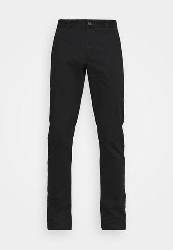 ELM - Spodnie materiałowe - black