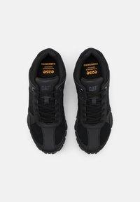 Cat Footwear - PROFUSE SHOES - Sneakers laag - black - 3