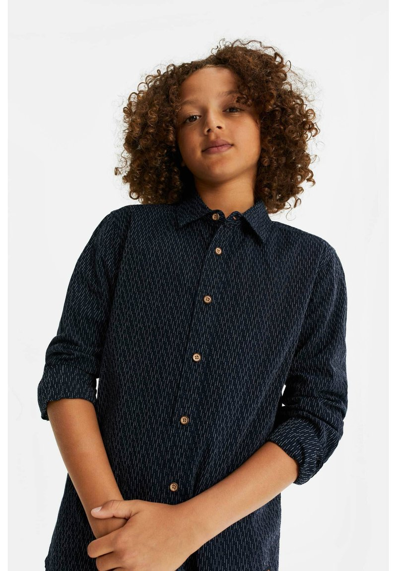 WE Fashion - Shirt - dark blue