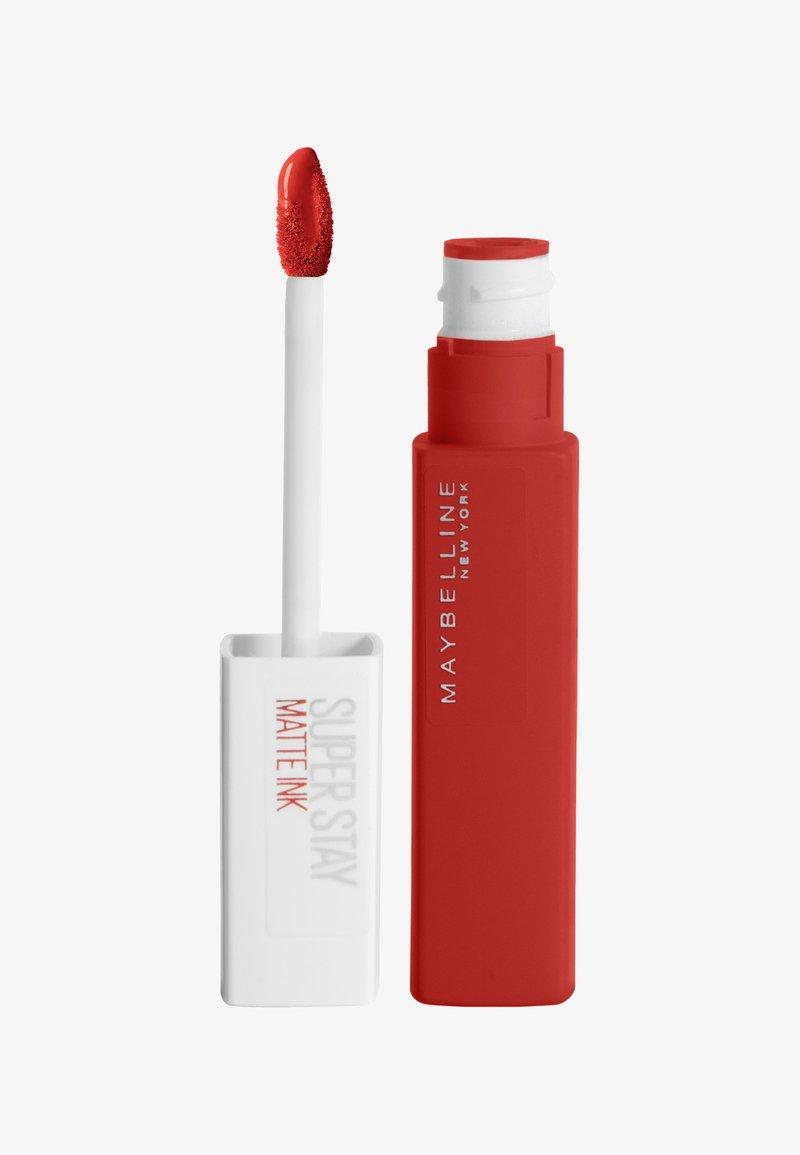 Maybelline New York - SUPERSTAY MATTE INK  - Liquid lipstick - 118 dancer