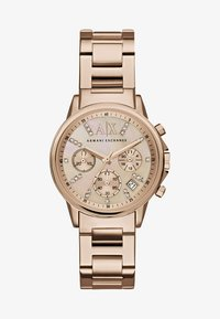 Armani Exchange - Horloge - rose gold-coloured - 1