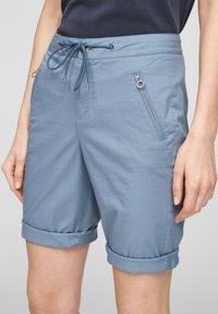 s.Oliver - Shorts - powder blue - 4