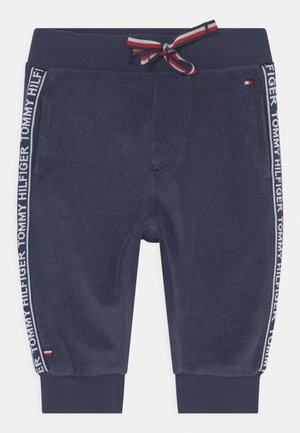 BABY TAPE UNISEX - Trousers - blue