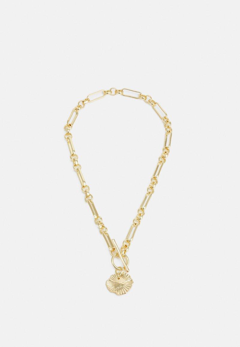 Leslii - Necklace - gold-coloured/light rose