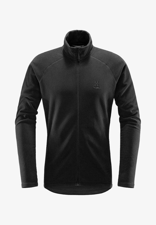 ASTRO - Fleece jacket - true black