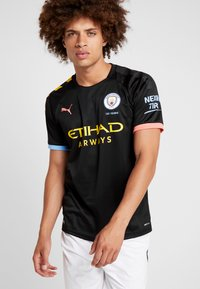 Puma - MANCHESTER CITY AWAY  - Article de supporter - puma black/georgia peach - 0