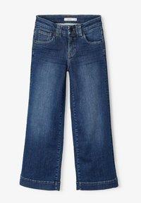 Name it - Flared Jeans - medium blue denim - 3