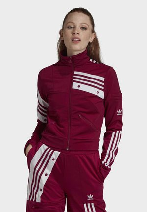 DANIËLLE CATHARI TRACK TOP - Trainingsvest - purple
