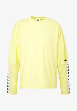 GAJUS - Long sleeved top - lemon verbena