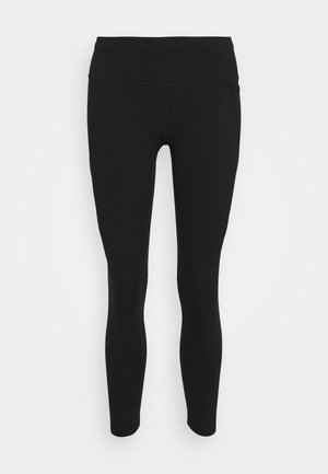 POWER WORKOUT 7/8 LEGGINGS - Tights - black