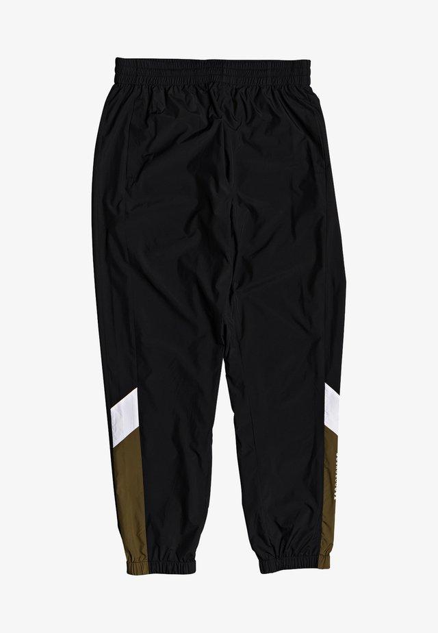 DC SHOES™ ON THE BLOCK - JOGGINGHOSE FÜR MÄNNER ADYNP03050 - Pantalones deportivos - black