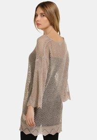 usha - Sweter - taupe - 2