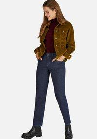 Angels - DOLLY - Straight leg jeans - dunkelblau - 1
