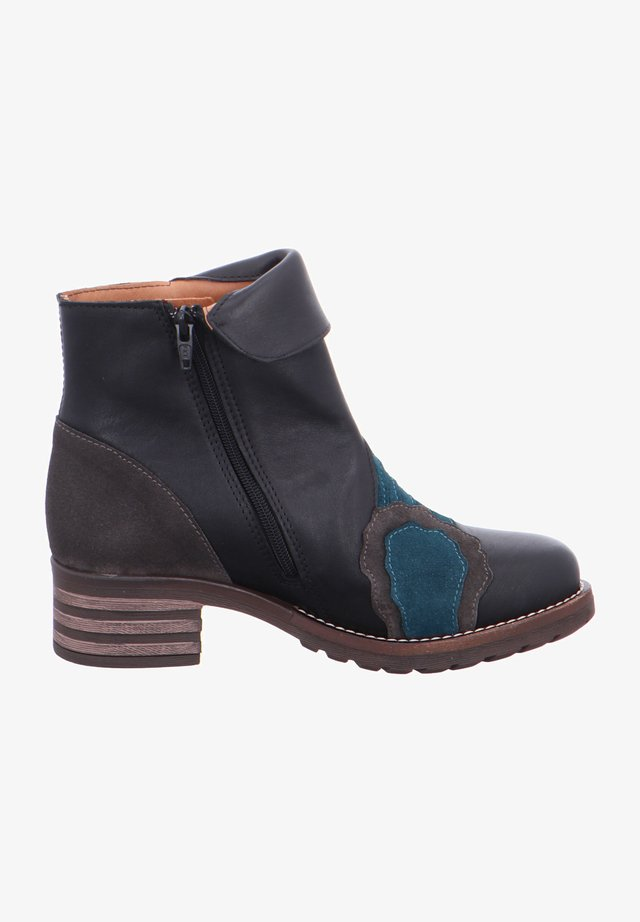 MILITARY - Ankle boots - schwarz