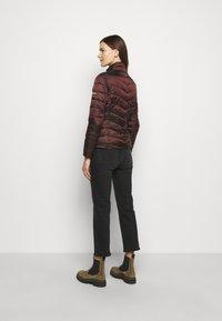 Barbour International - AUBURN QUILT - Light jacket - cocoa - 2