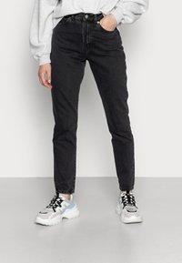 Dr.Denim - NORA - Jeans baggy - retro black - 0