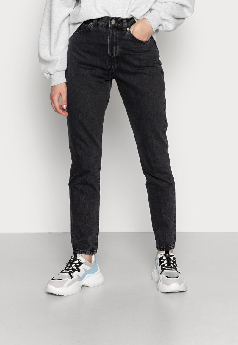 Dr.Denim - NORA - Jeans baggy - retro black