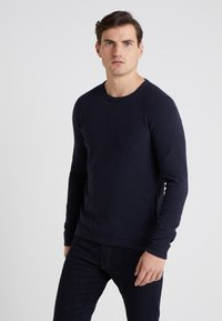 BOSS - TEMPEST - Maglione - dark blue - 0