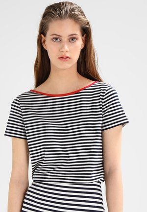 LUELLA - T-shirt imprimé - navy/pearl