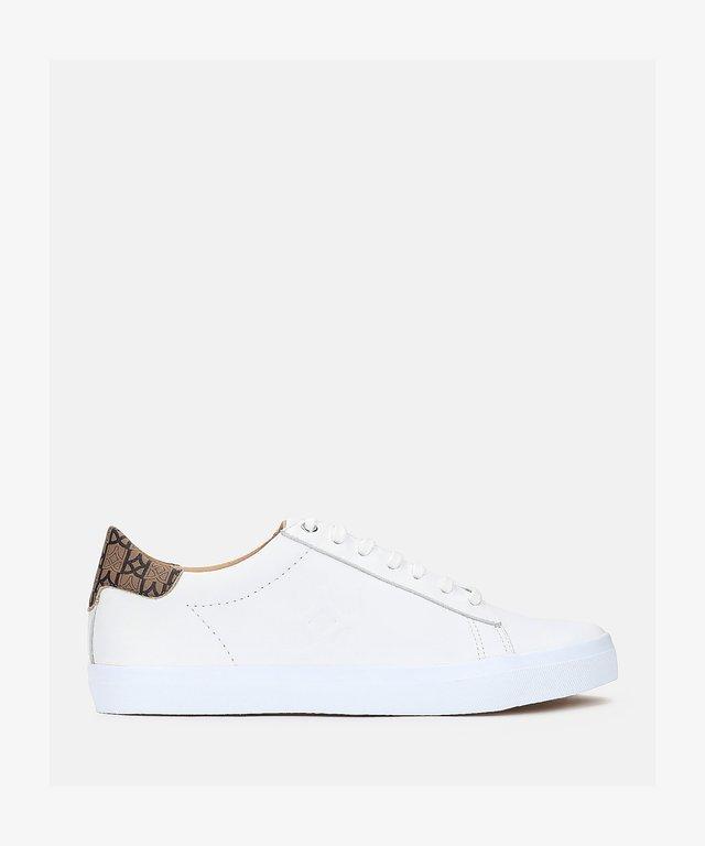 BORNEO - Sneakers laag - off white